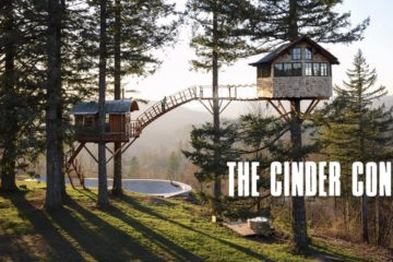 tree house the cinder cone